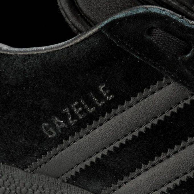 Buty męskie Adidas Gazelle czarne