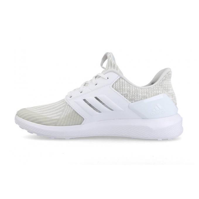 Buty Adidas RapidaRun KNIT białe