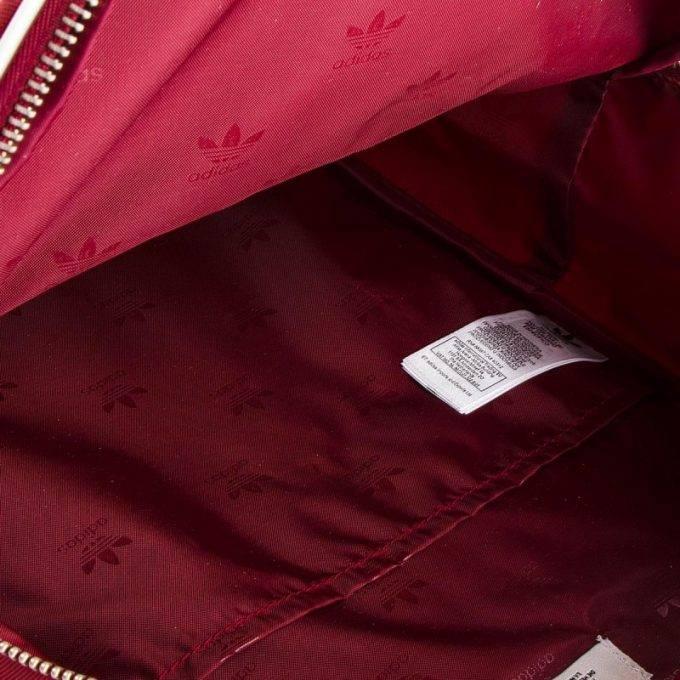 Plecak Adidas Originals bordowy