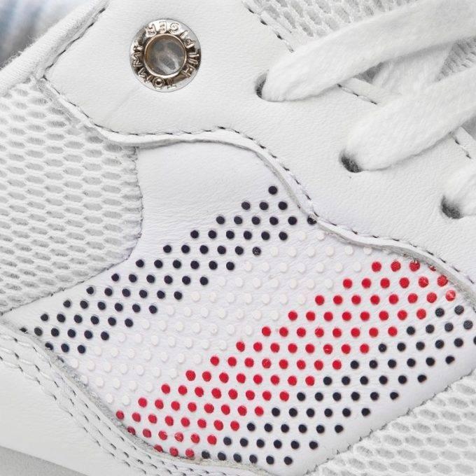 Sneakersy damskie Tommy Hilfiger białe
