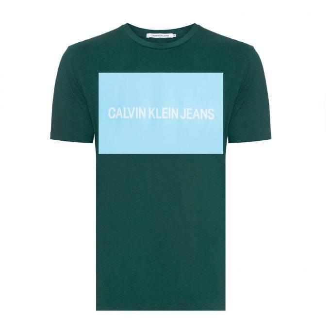 T-Shirt męski Calvin Klein Jeans J30J307850 372