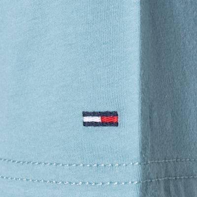 T-Shirt Tommy Hilfiger Jeans DM0DM04528 424 błękitny