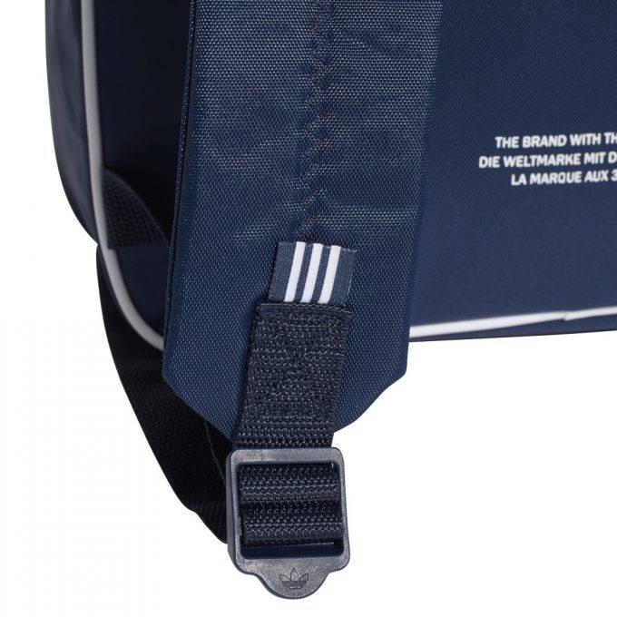 Plecak Adidas Originals granatowy