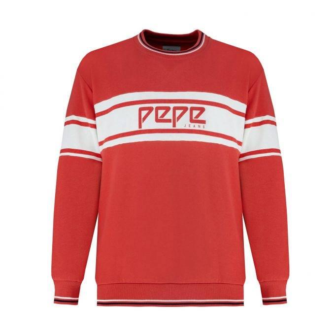 Bluza Pepe Jeans  BERGAMOTTE 265 FLAME