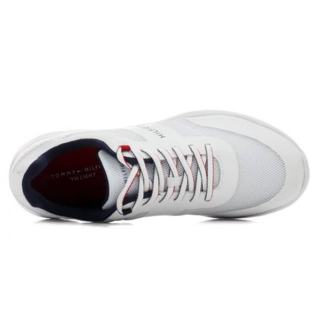 Męskie sneakersy Tommy Hilfiger białe