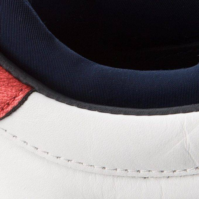 Sneakersy Tommy Hilfiger Hybrid Iconic Sneake białe
