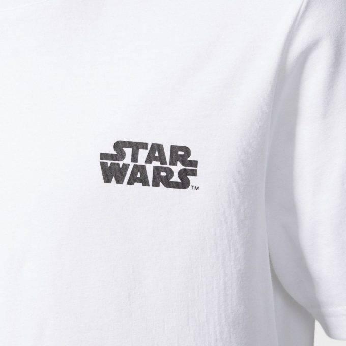 Koszulka Adidas Star Wars STORM TROOPER CG1572 biała
