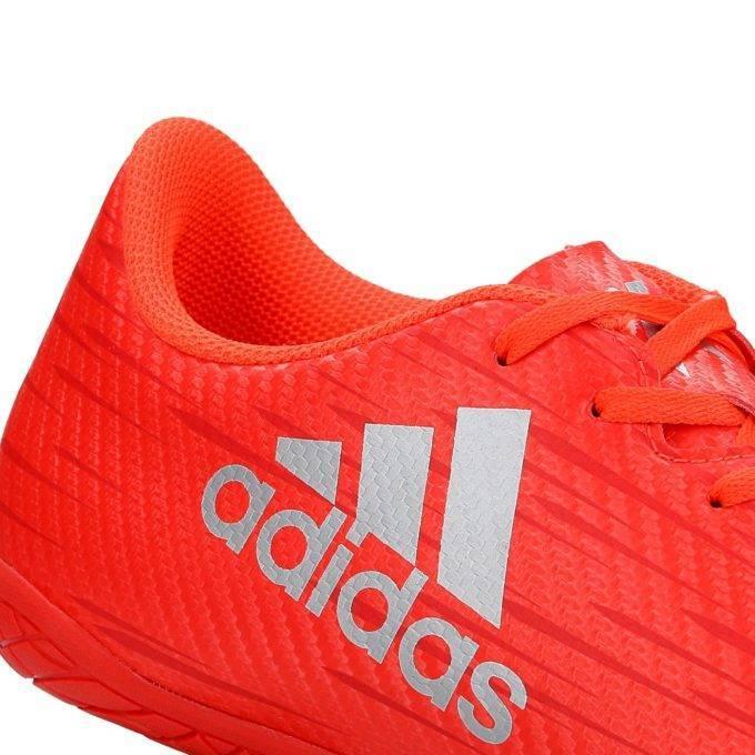 Halówka Adidas czerwona