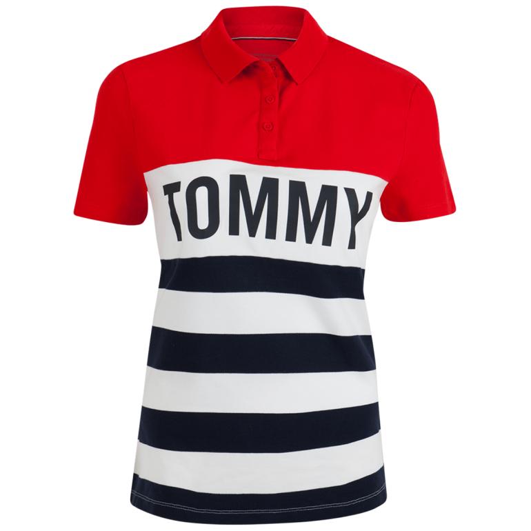 Polo damskie Tommy Hilfiger RM276958490 645 D4
