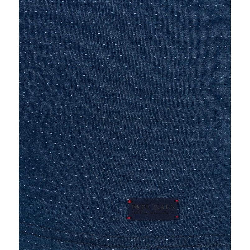 Polo męskie Pepe Jeans Navy PM540911 561 granatowe