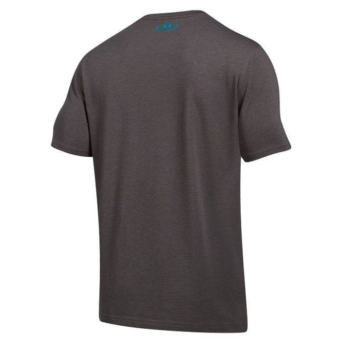 Koszulka męska T-Shirt Under Armour  szara