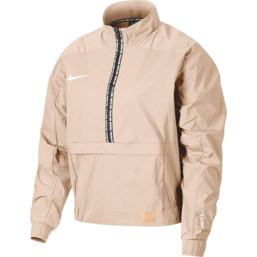 świetne ceny 100% najwyższej jakości szerokie odmiany Damska bluza ortalionowa Nike różowa