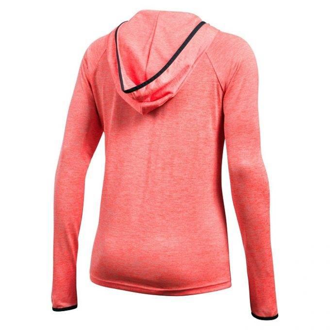 Damska bluza Under Armour pomarańczowa