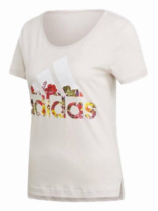 Koszulka damska Adidas ecri