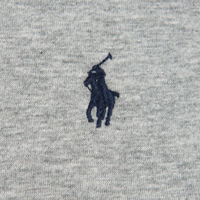 Męski T-shirt Ralph Lauren szary 714706745003 gray