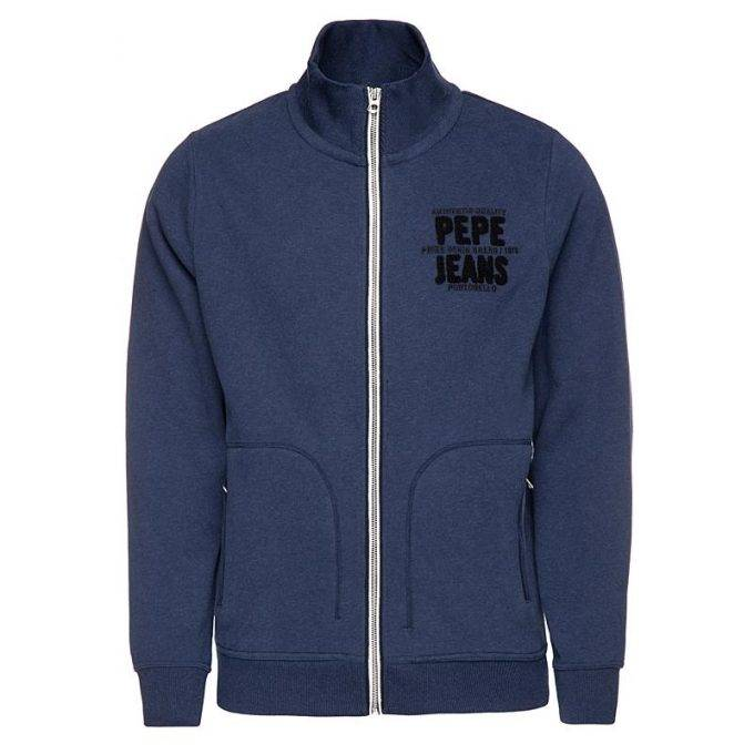 Bluza męska Pepe Jeans TRISTAM 581DK BLUE