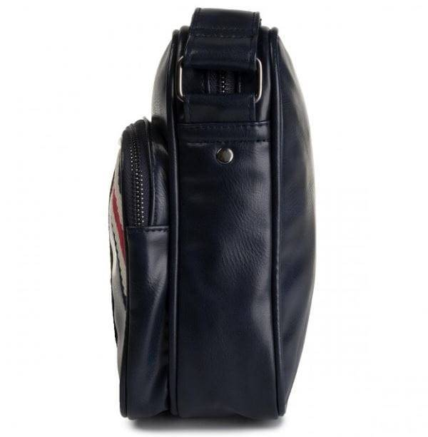 Męska saszetka Pepe Jeans czarna PM030566 594