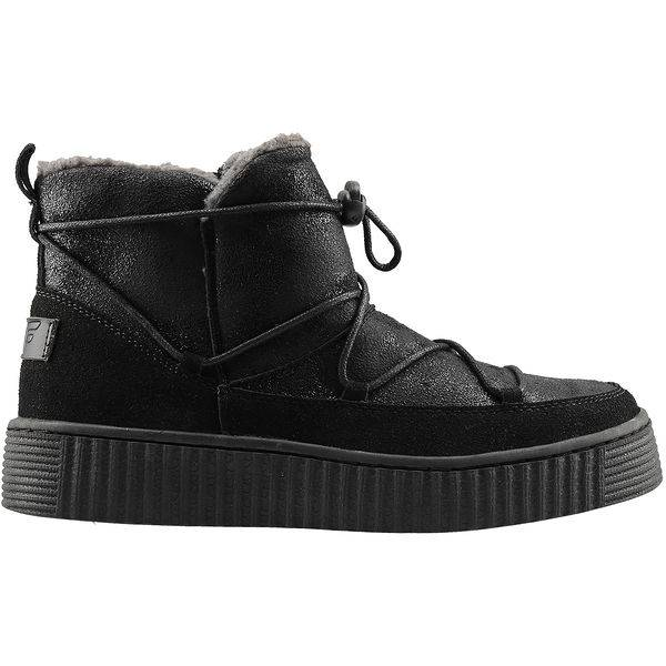 Dziewczęce buty 4F czarne