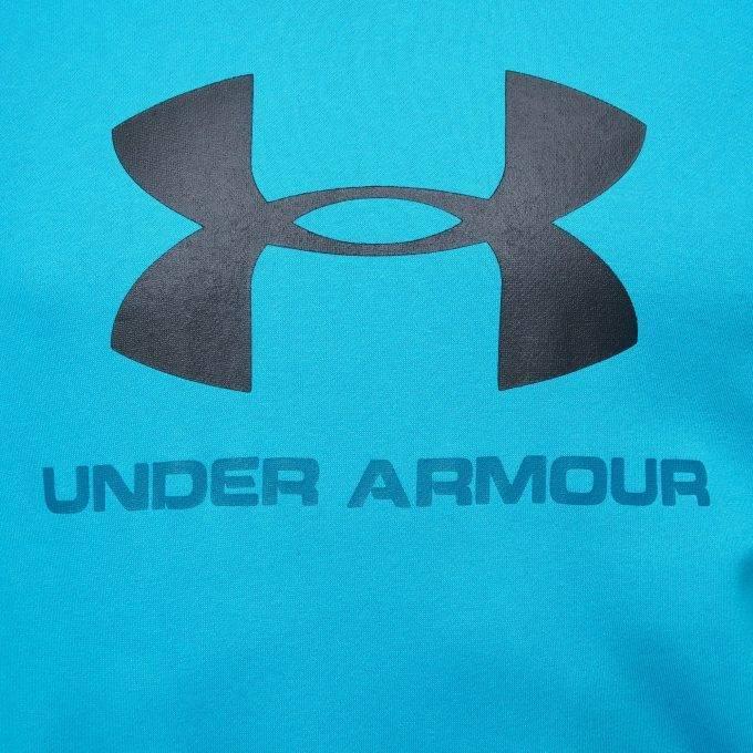Męska bluza Under Armour niebieska