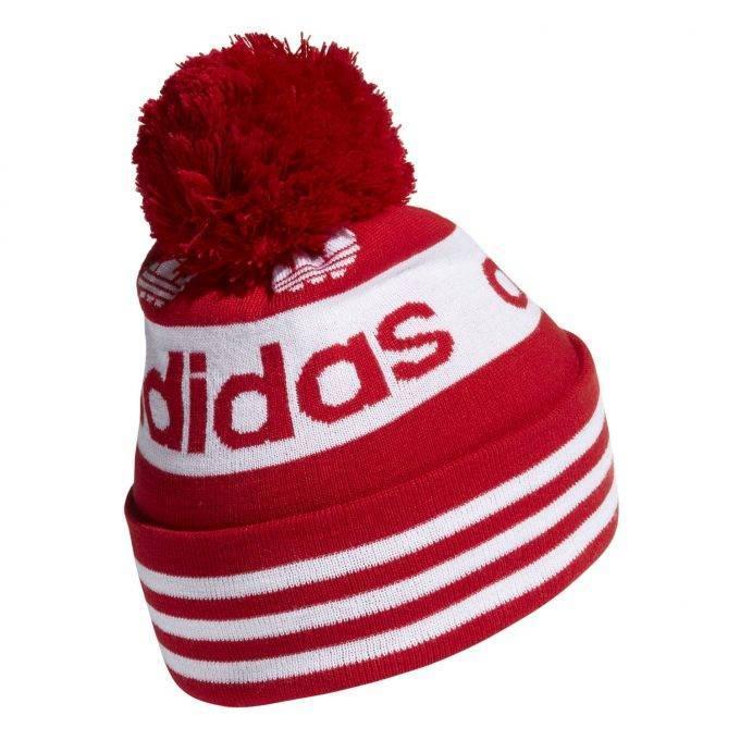 Czapka Adidas czerwona