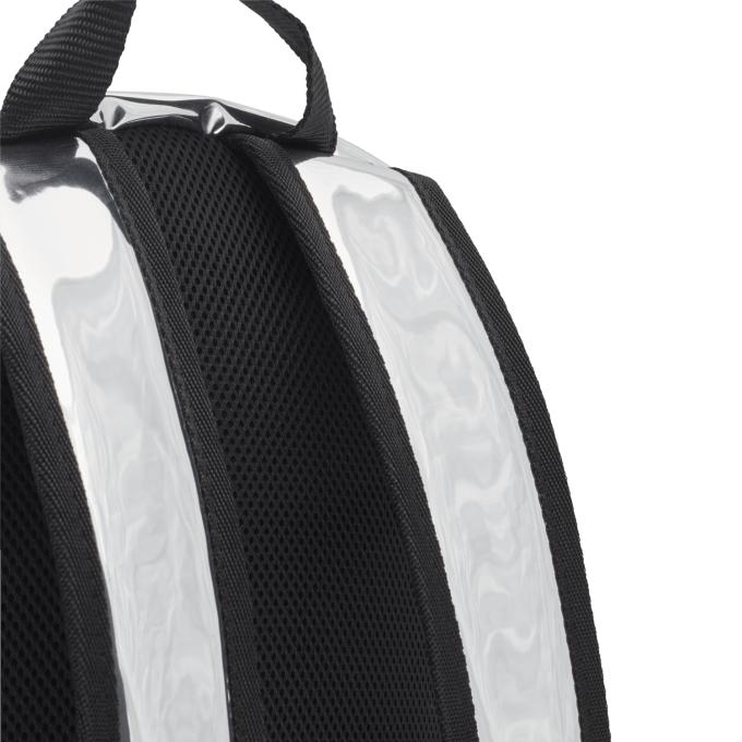Damski plecak Adidas originals srebrny ED5879
