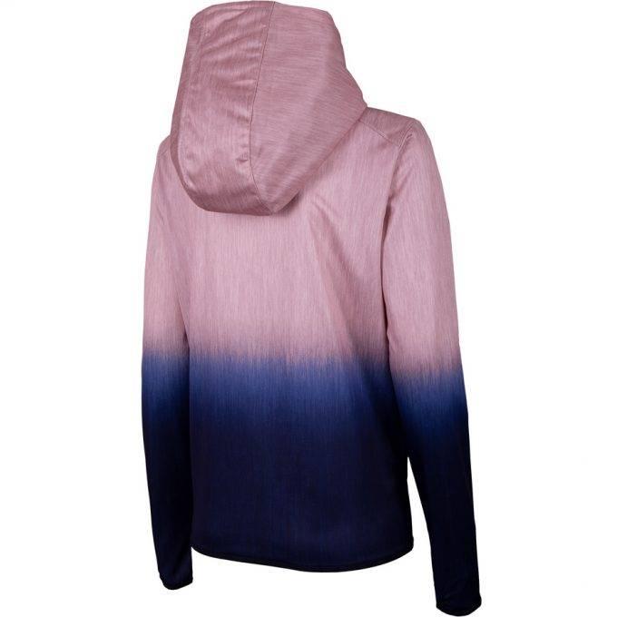 Damski bluza 4f różowo-granatowa