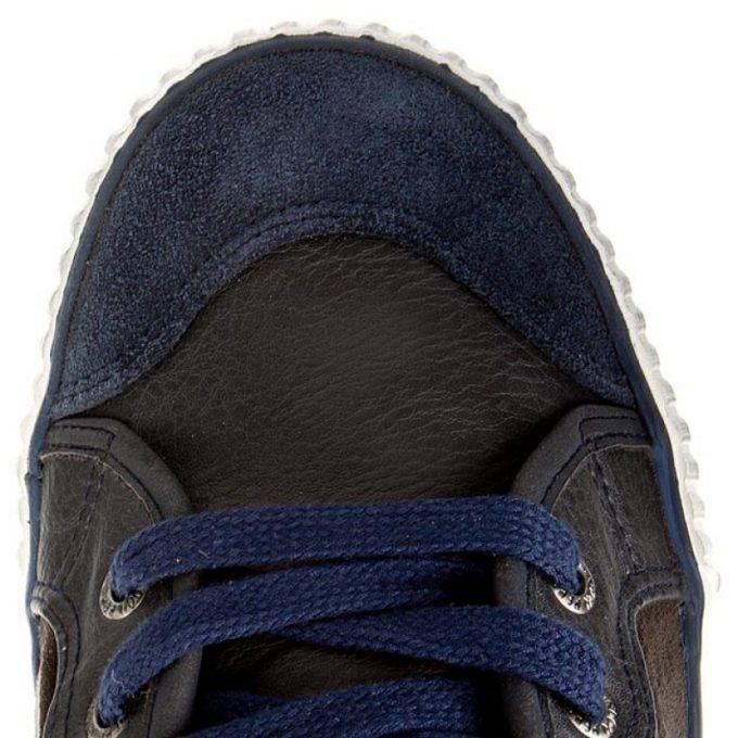 Sneakersy Pepe Jeans męskie granatowe