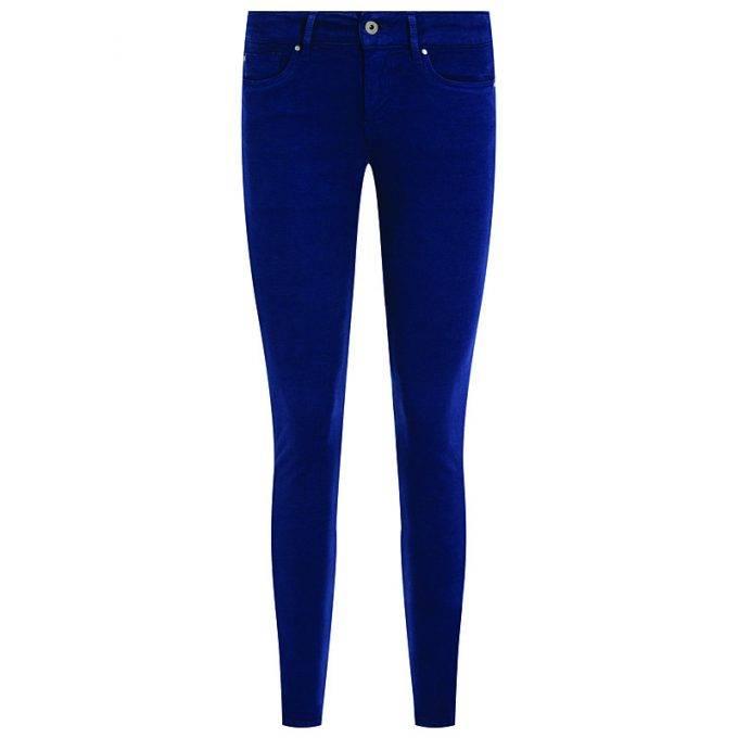 Damskie Spodnie materiałowe Soho Pepe Jeans