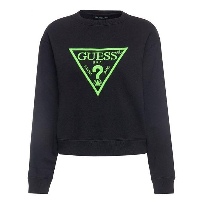 Damska bluza GUESS czarna