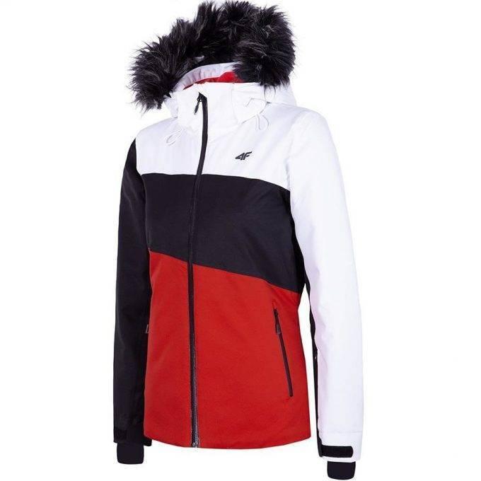 Damska kurtka narciarska 4F