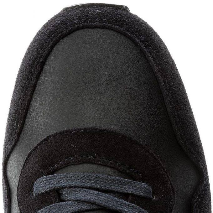 Męskie sneakersy Tommy Hilfiger czarne