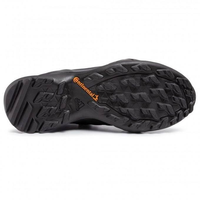 Męskie Buty Trekingowe Adidas czarne