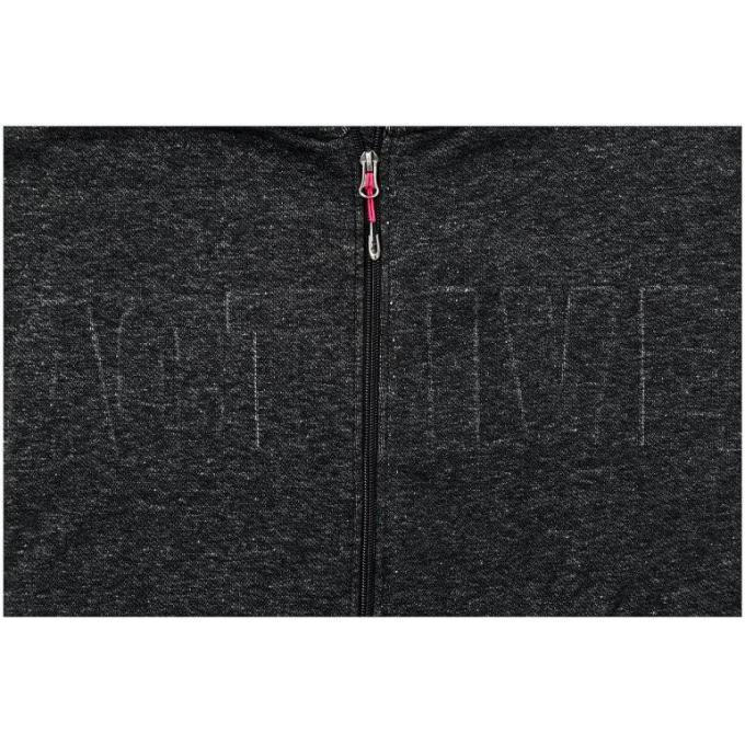 Damska bluza z kapturem Outhorn szary melanż