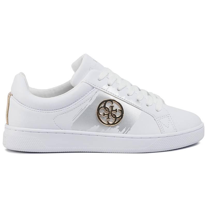 Sneakersy Damskie GUESS białe