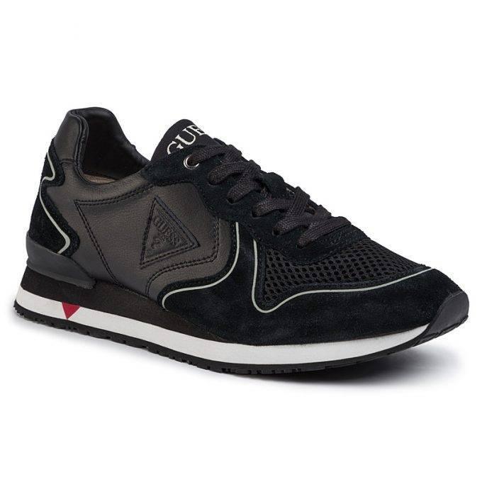 Sneakersy Męskie GUESS czarne