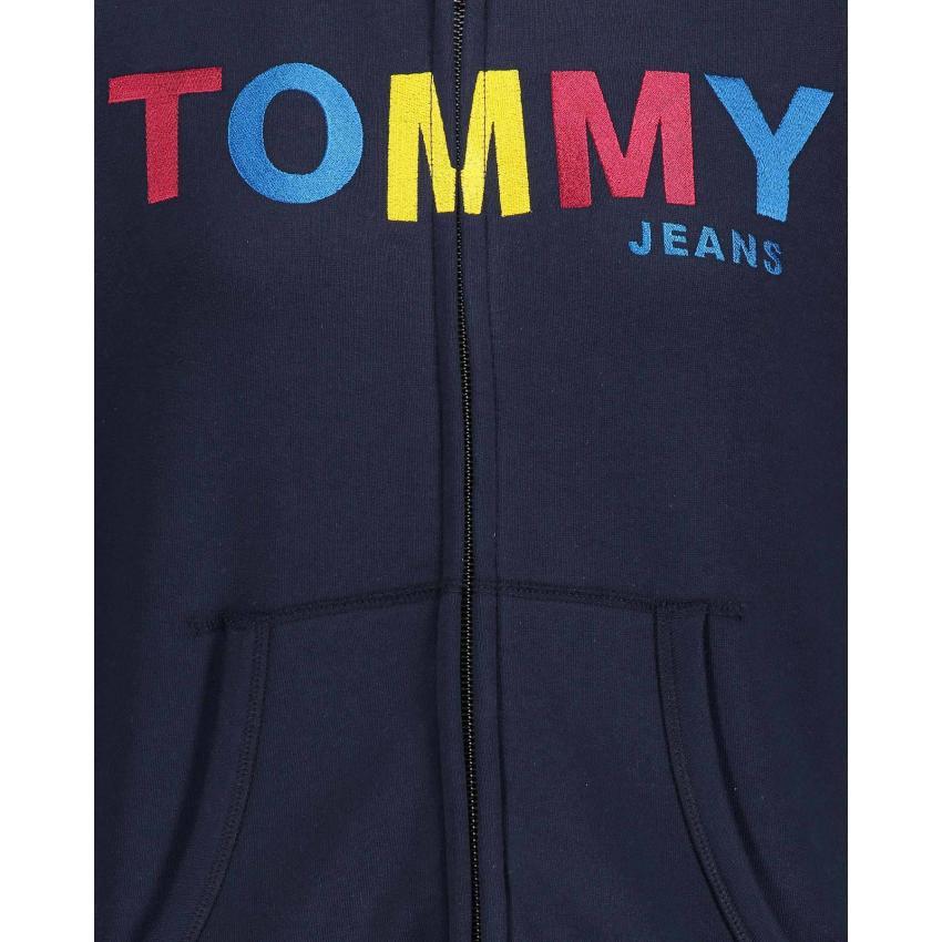 Damski bluza Tommy Jeans granatowa