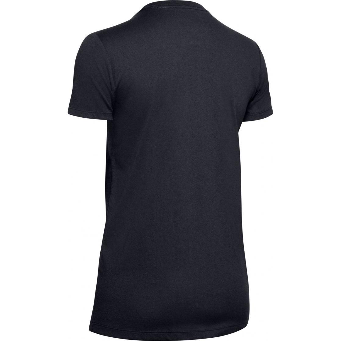 Damski T-shirt Under Armour czarny