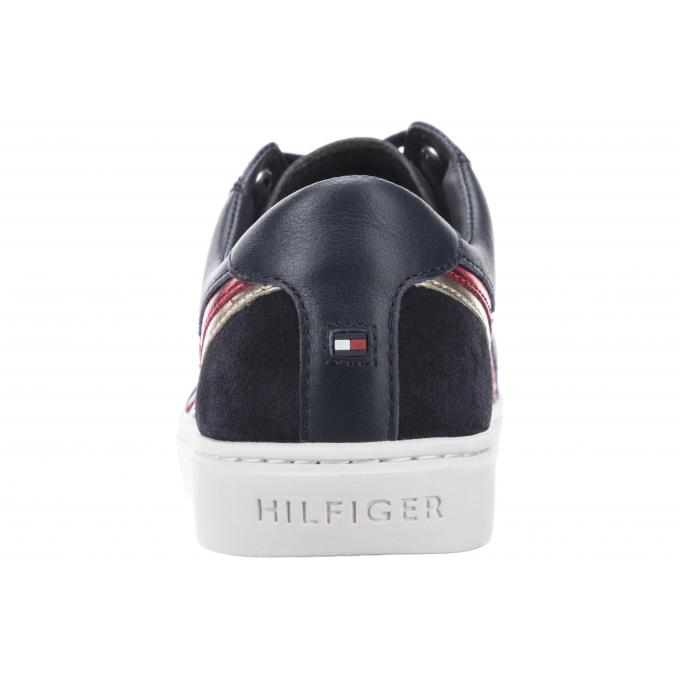 Damskie Sneakersy Tommy hilfiger Star Essential Sneaker FW0FW03222