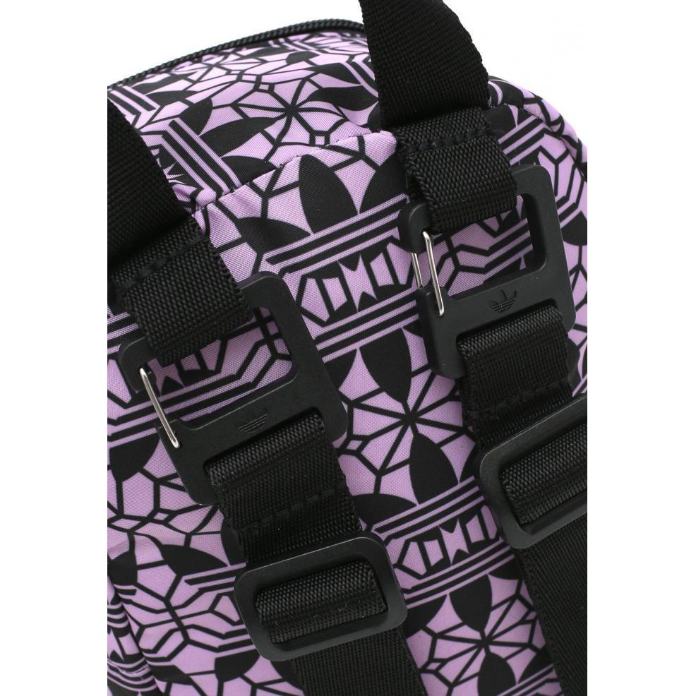 Plecak Adidas fioletowy