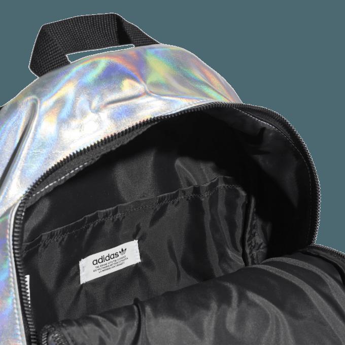 Plecak Adidas srebrny