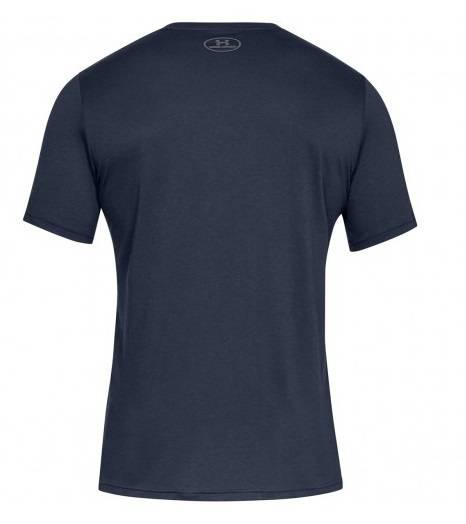 Męski T-Shirt Under Armour granatowy