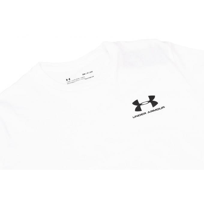 Męski T-Shirt Under Armour biała