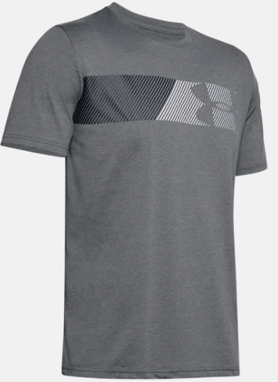Męski T-Shirt Under Armour szary