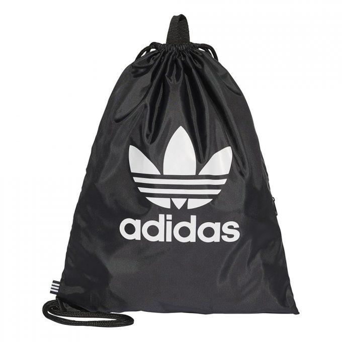 Worek Adidas czarny/niebieski