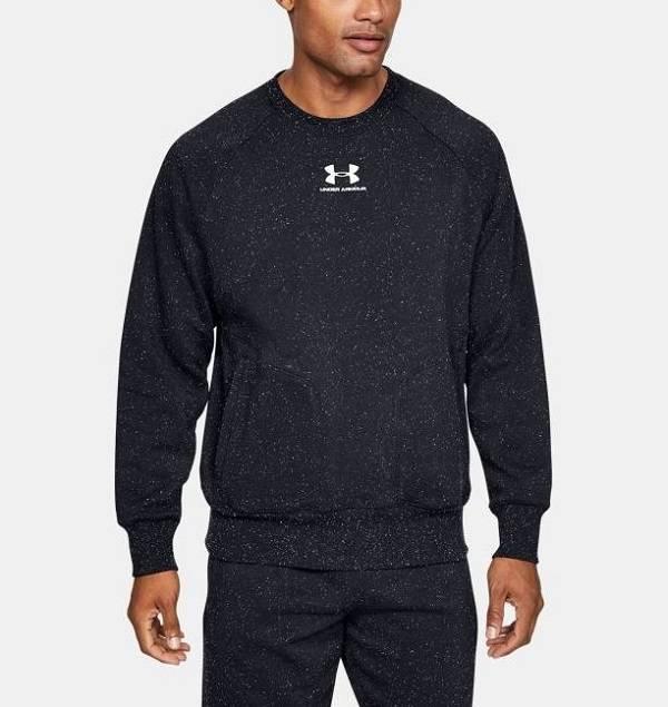 Męska bluza Under Armour czarna