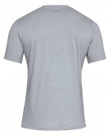 Męski T-Shirt Under Armour szara