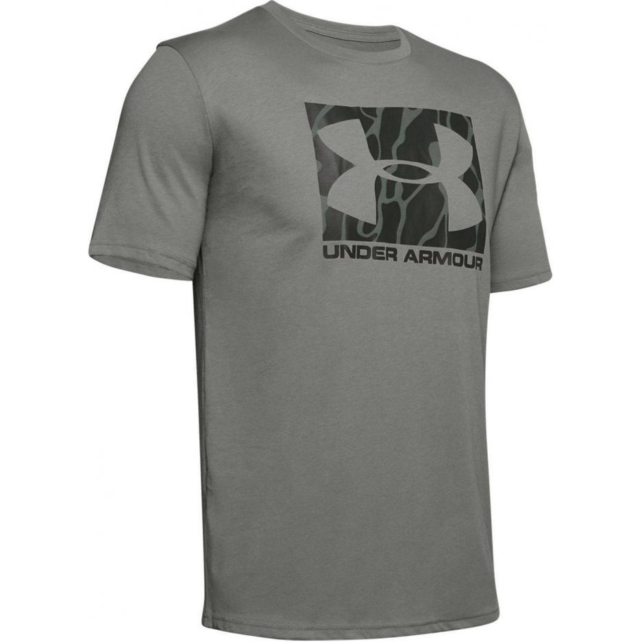 Męski T-Shirt Under Armour khaki