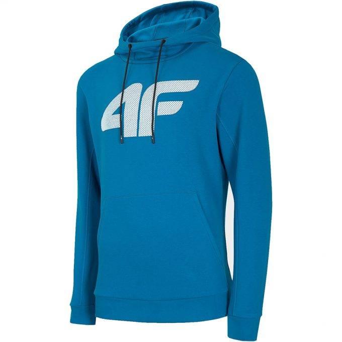 Męska bluza 4F niebieska