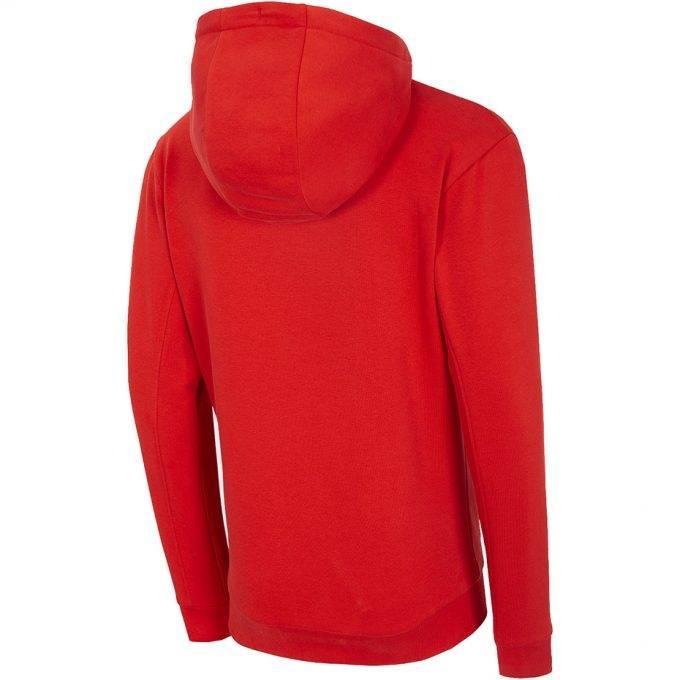 Męska bluza 4F czerwona