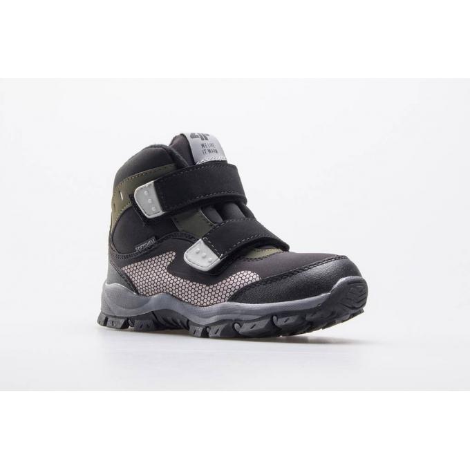Dziecięce buty 4F zimowe HJZ18-JOBMW002-21S